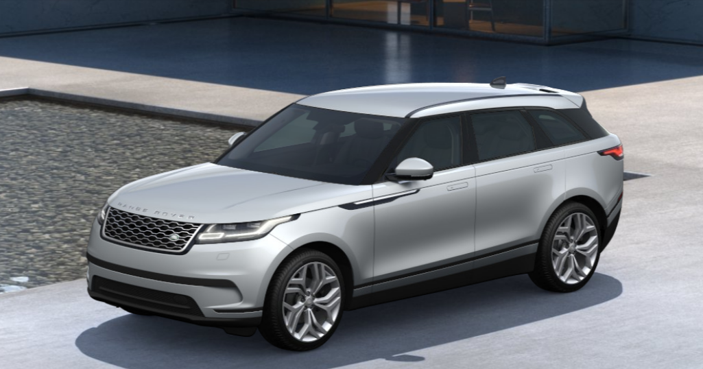 Range Rover Velar 2018 Couleurs Colors