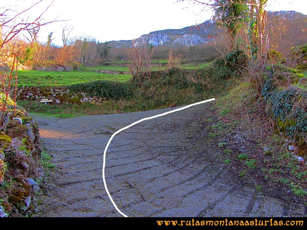 Rutas Montaña Asturias: Saliendo de Villamejil