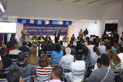 Prefeitura do Rio lança o Programa de Segurança Integrada de Jacarepaguá