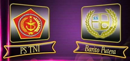 Prediksi PS TNI vs Barito Putera