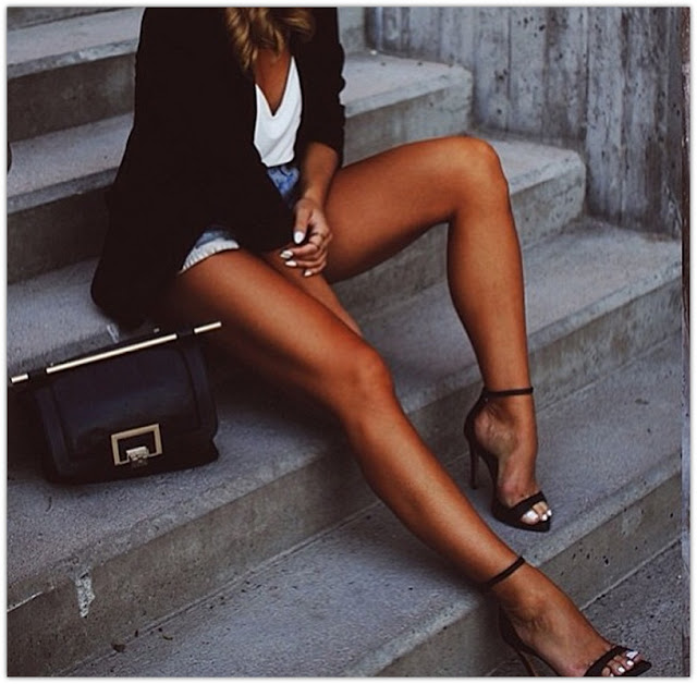 Because Nothing Is More Attractive Than A Great Pair Of Legs In Sexy Heels