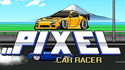 Pixel Car Racer APK + Mod boxes/diamonds/money Free Download