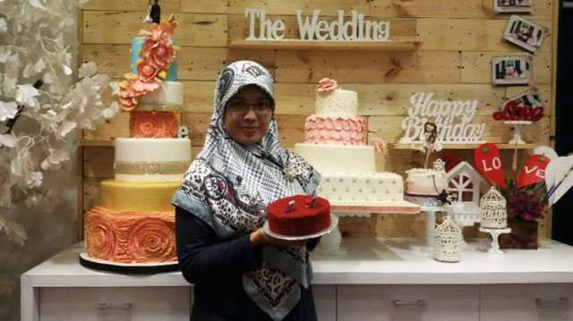 Toko Rafita's Cake