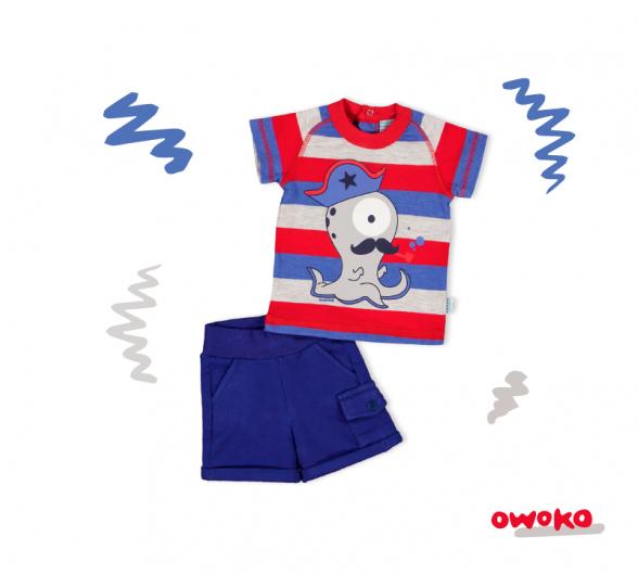 Shorts para niños moda verano 2018.