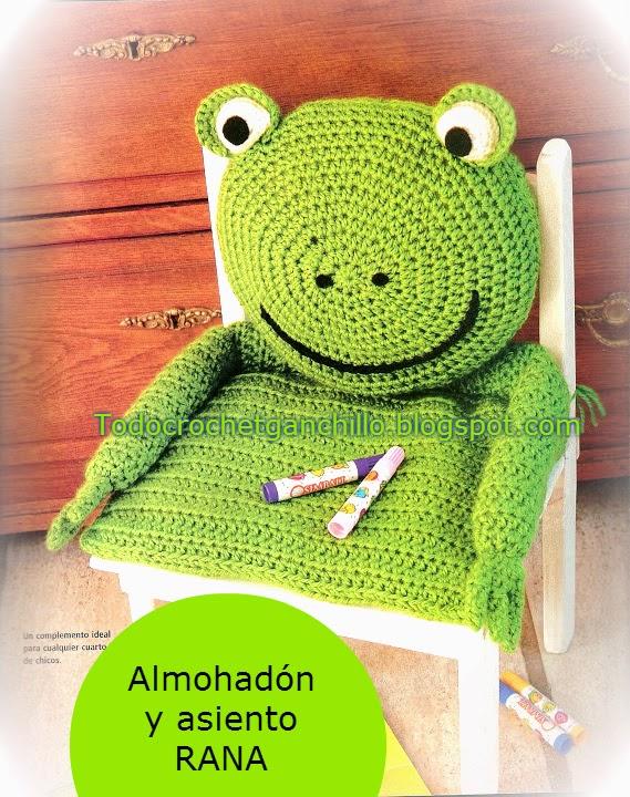 Patrones y paso a paso de cubre silla de niño al crochet