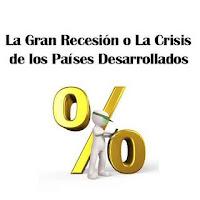 La Gran Recesión y su impacto en la economía mundial
