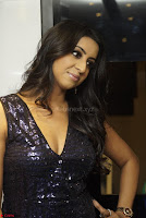 Sanjjanaa in a deep neck short dress spicy Pics 13 7 2017 ~  Exclusive Celebrities Galleries 010.JPG