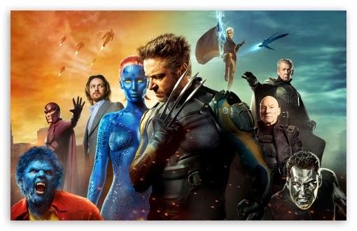 "X Men Days Of Future Past Wallpaper: 9 MINUTOS DE MAKING OF PARA ""X-MEN: DÍAS DEL FUTURO PASADO"