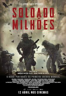 Soldado Milhões - Poster & Trailer