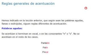 http://www.aulafacil.com/cursos/l9782/autoayuda/ortografia/ortografia-espanola/reglas-generales-de-acentuacion