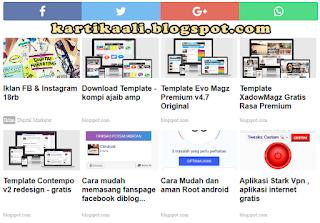 Cara Mendapatkan Iklan Matched Content Dari Adsense