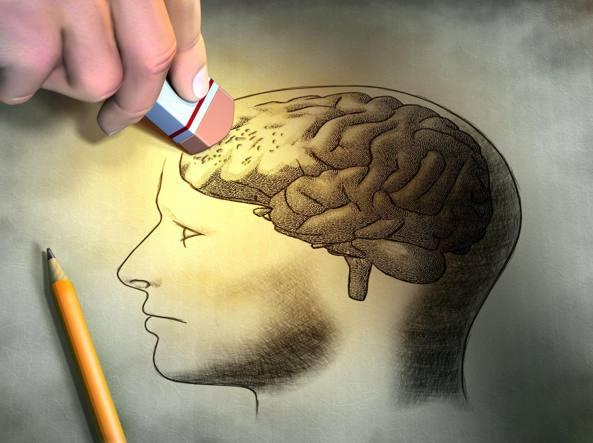 Buongiornolink - Il cervello nasconde in un cassetto segreto i brutti ricordi