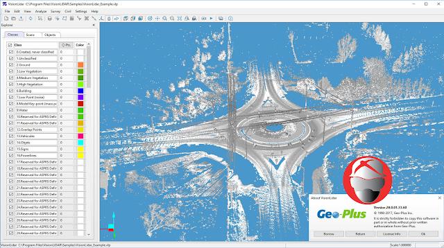 Geo Plus Vision Lidar v28.0.x64