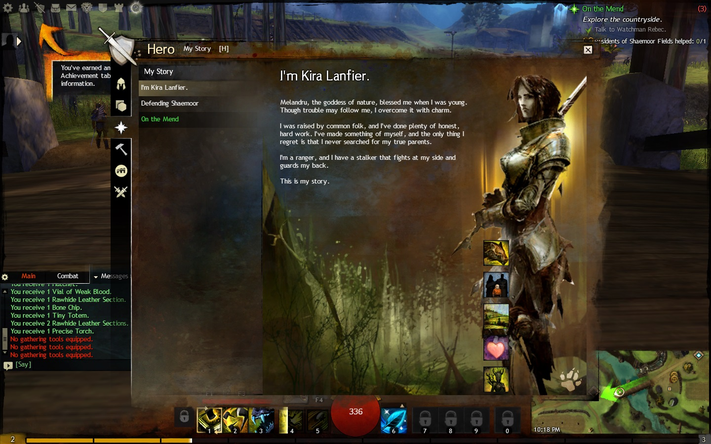 Anjin Unleashed: Played Lately: Guild Wars 2
