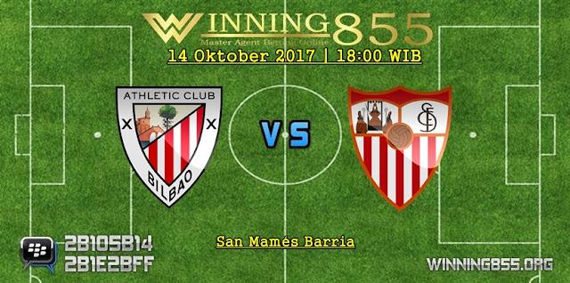 Prediksi Skor Athletic Bilbao vs Sevilla 14 Oktober 2017