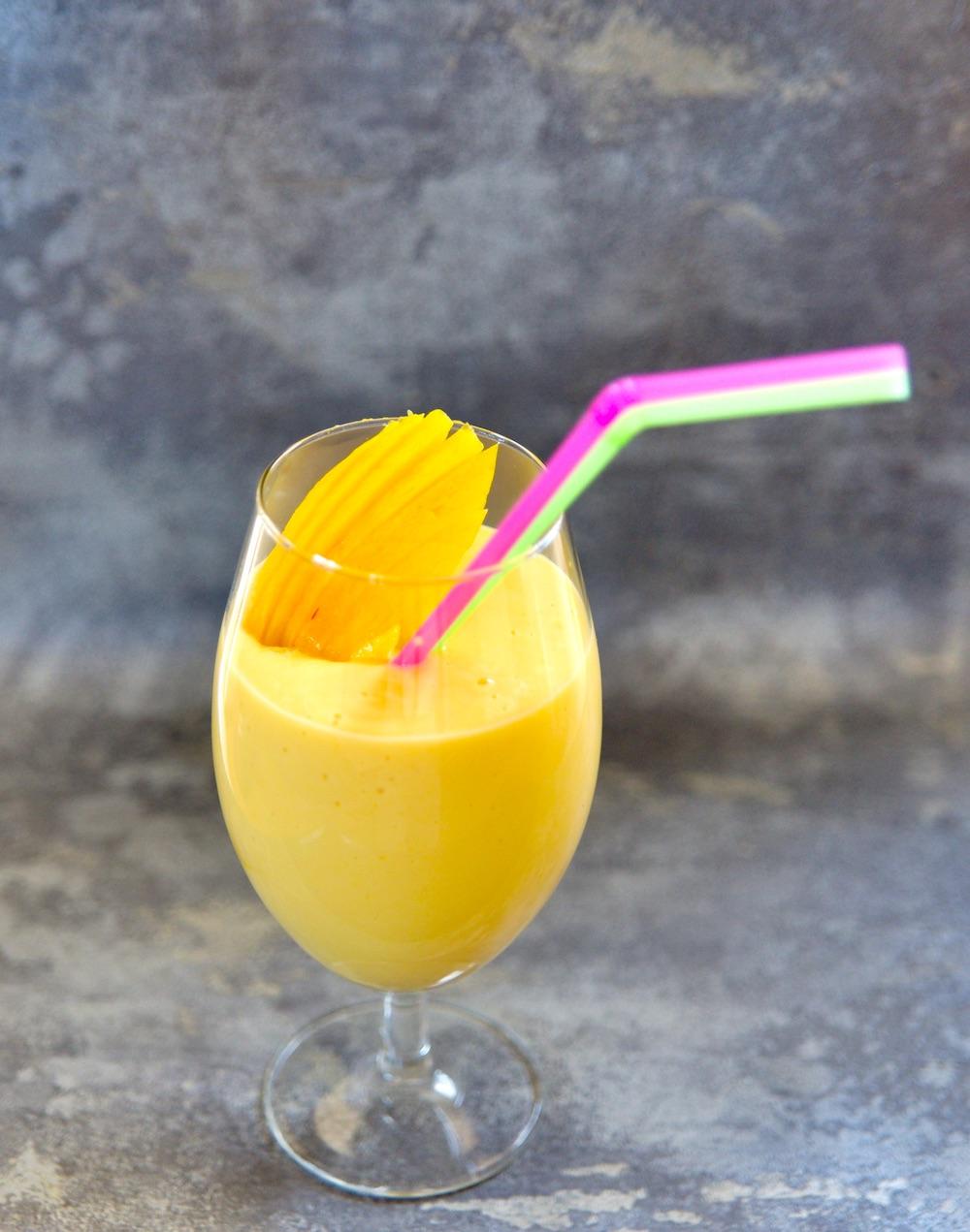 Mango Lassi przepis, jak zrobić Mango Lassi