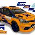 La FGA muestra la decoración del Clio N5 premio de la Beca PXP 19