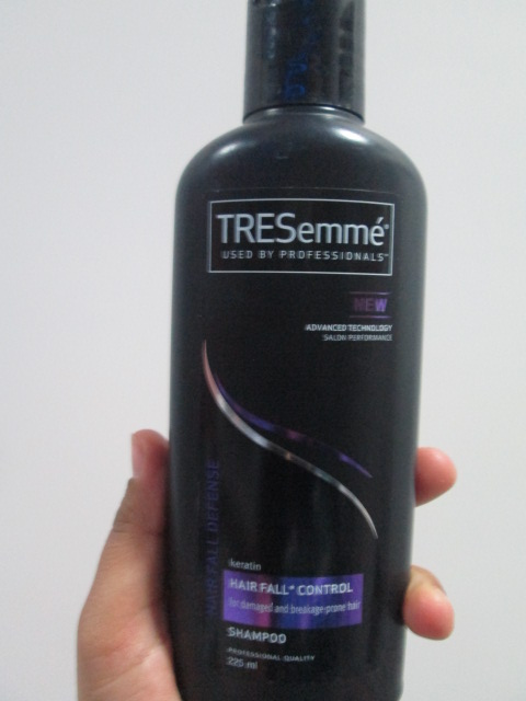 Tresemme Hair Fall Defense Shampoo Review