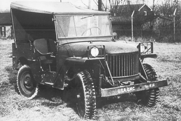 13 November 1940 worldwartwo.filminspector.com Jeep