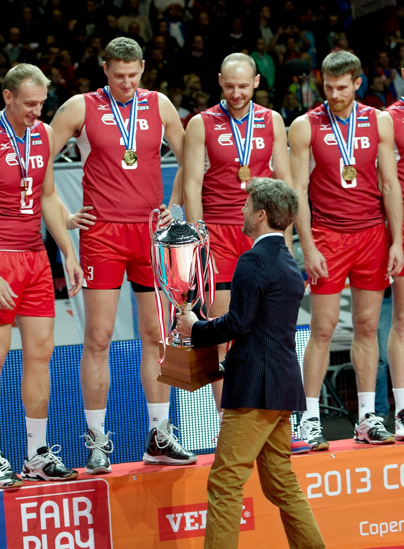 Danish Royal Media Watch: Sportif!: Derf at the EM ...