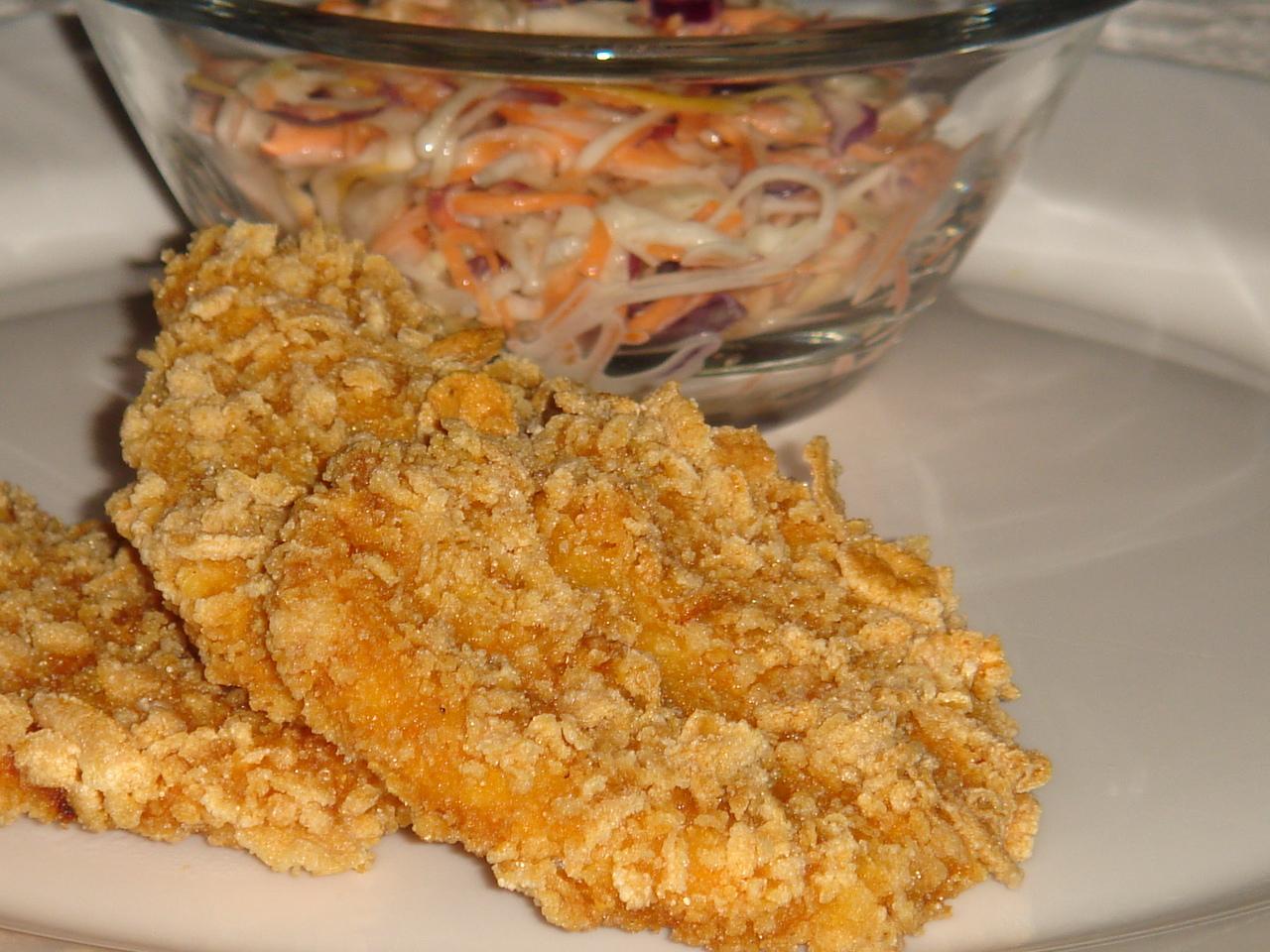 Nem vagyok mesterszakács: Kentucky csirke - KFC - menü házilag