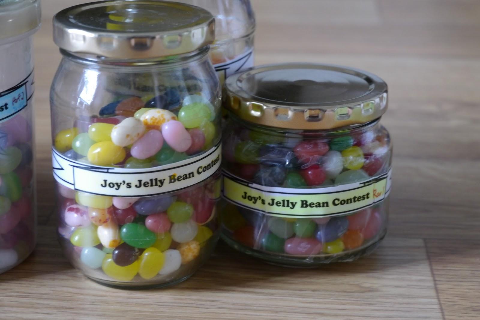 Joy S Jelly Bean Contest