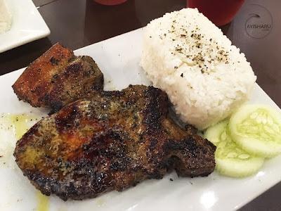 Snakyard - Pesto Herbed Porkchop