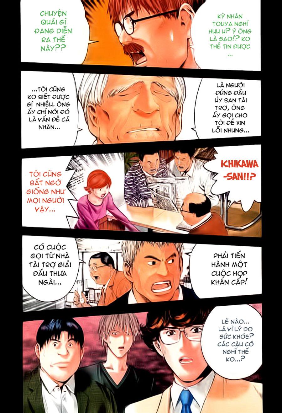 Hikaru No Go hikaru no go chap 121 trang 2