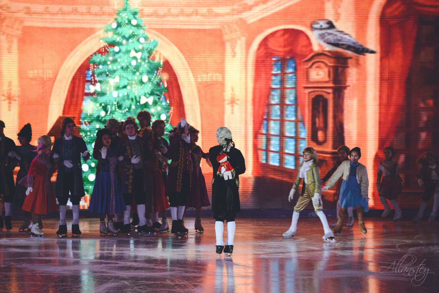 Nutcracker Ice Show