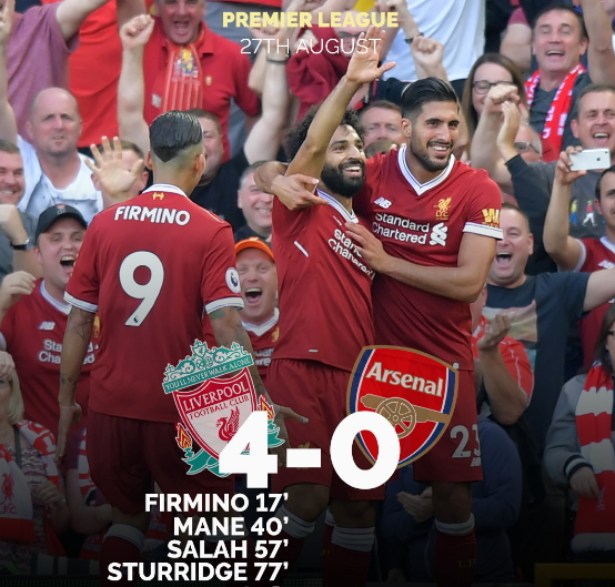 liverpool defeats arsenal