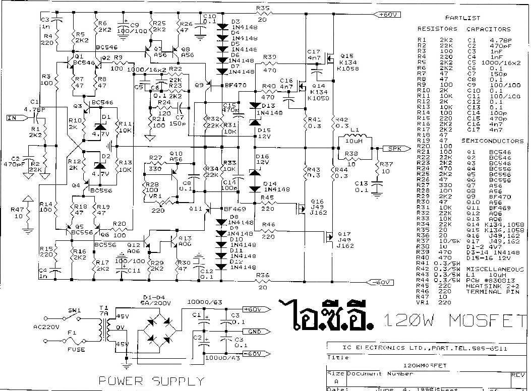 Electronics Friendship