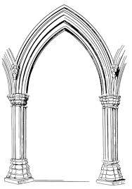 arco acuto gotico