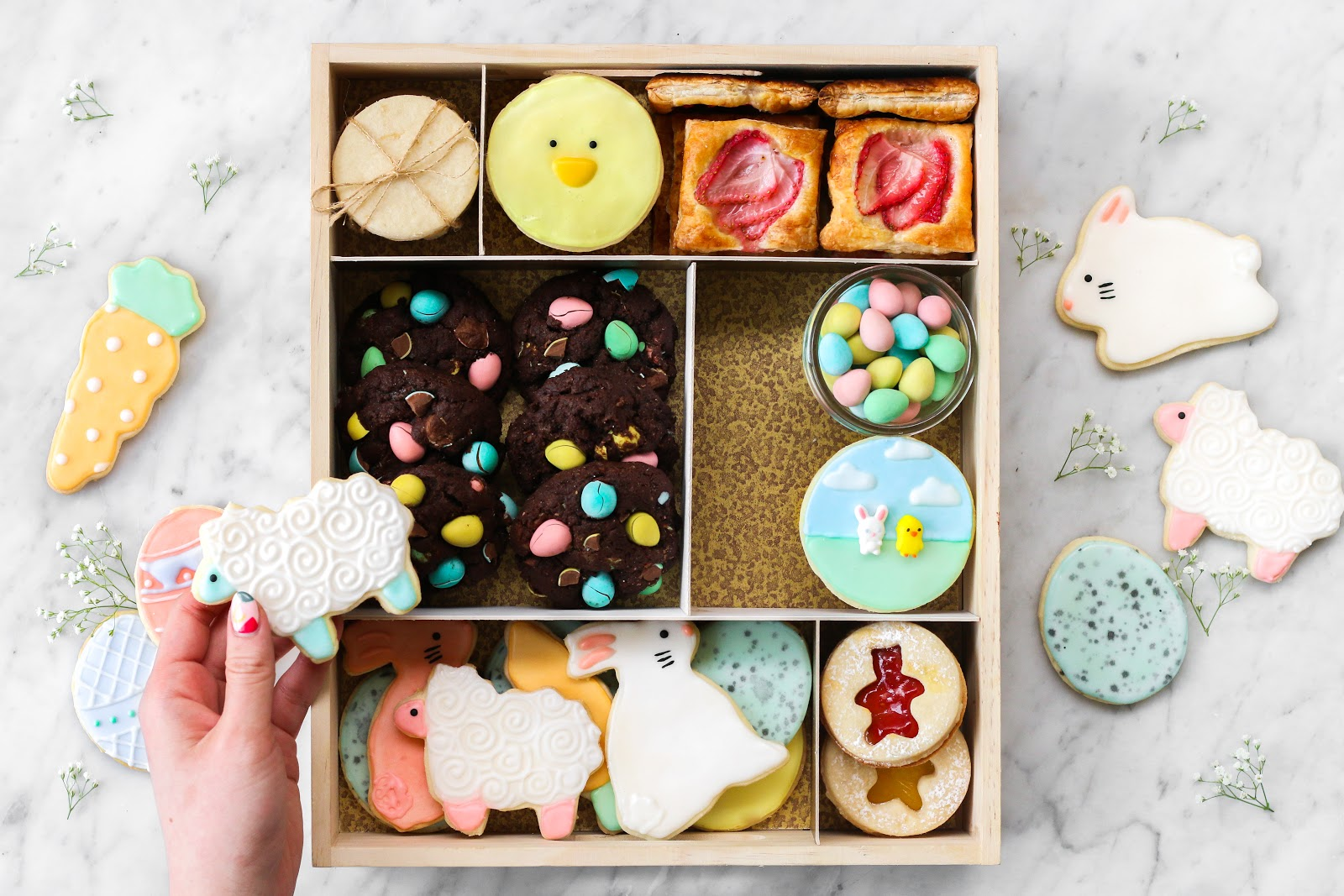 Best Easter Sugar Cookies