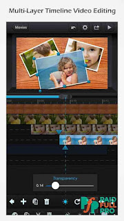 Cute CUT Video Editor & Movie Maker [Pro APK