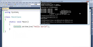 Membuat Program dari Templates Win32 Console Application