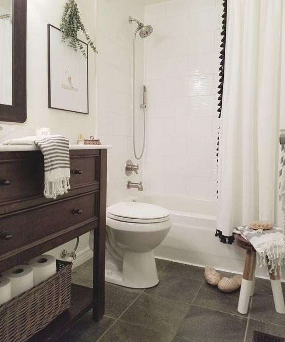 Cottage and vine friday link love - Make bathroom shine ...