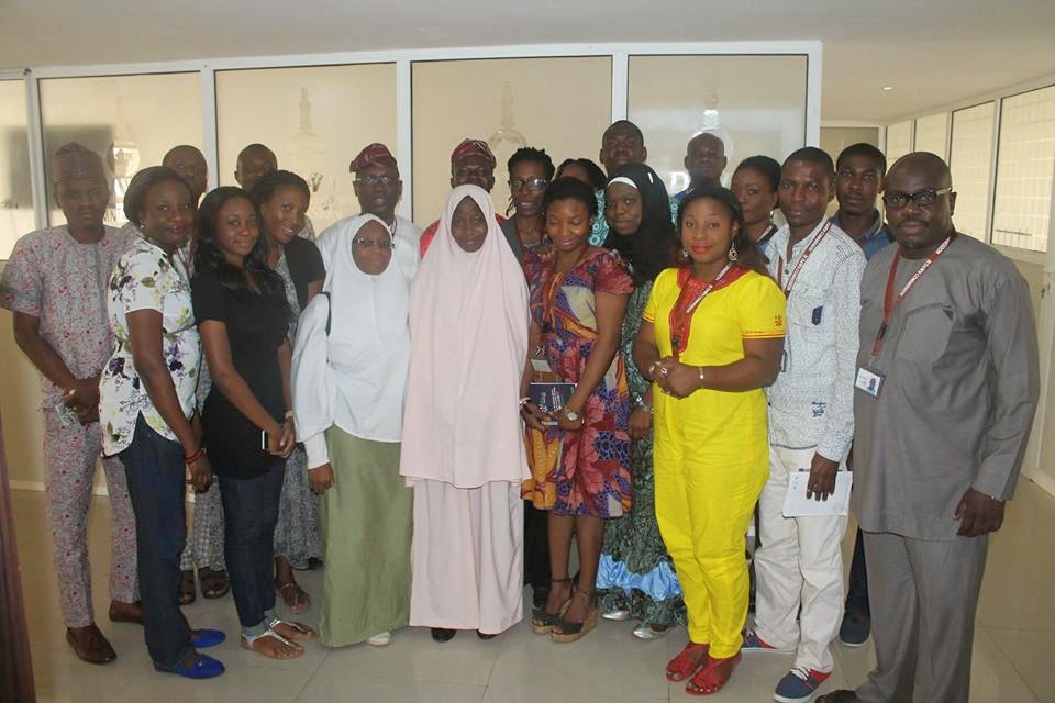 DAWN Commission Plays Host to UNILAG'S Youngest Medical School Graduate