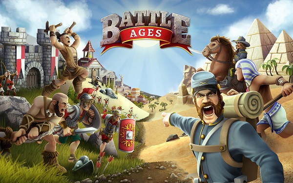 Download Battle Ages MOD APK Unlimited Currencies Game