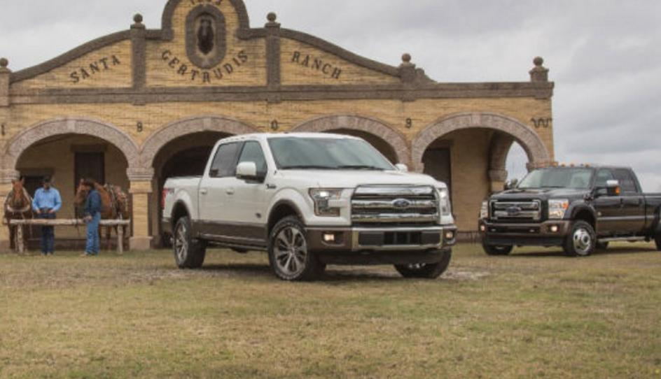 You may be familiar with the premium van  Ford Truck F150 King Ranch