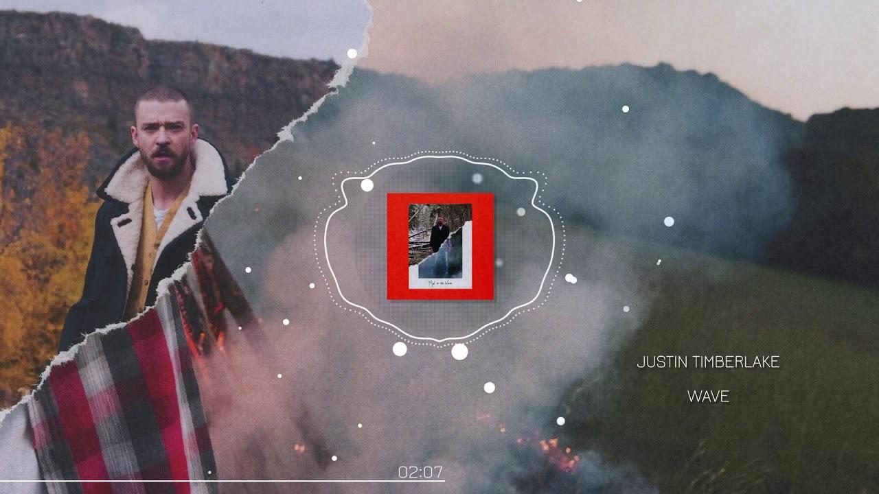 Justin Timberlake Wave Guitar Chords Kunci Gitar