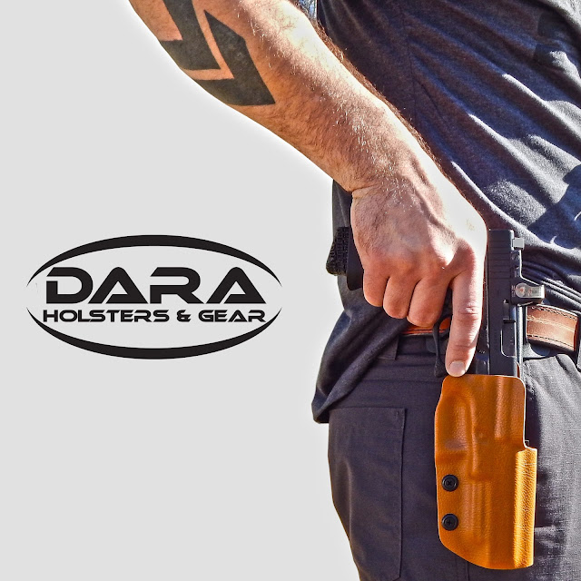 Walther Q 5 Match competition holster, idpa holster, drop holster, uspsa holster, ipsc holster, competition holster, race holster, doh holster, drop offset holster, dara holsters, doh, drop off set rig
