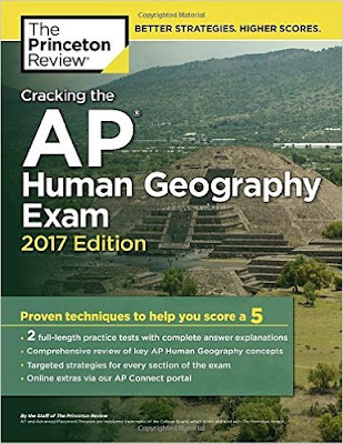 Cracking The AP Human Geography Exam, 2017 Edition PDF
