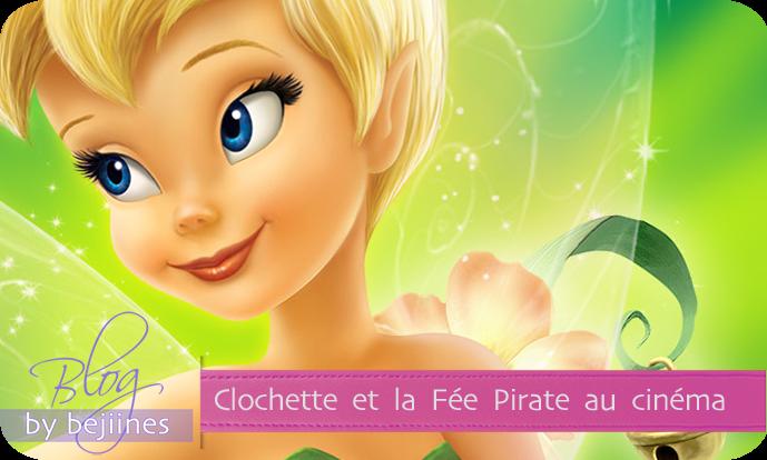 Disney Fée clochette : Clochette et la Fée Pirate