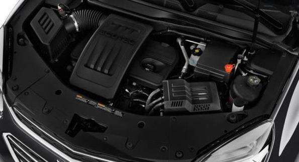 2017 Chevrolet Captiva Engine