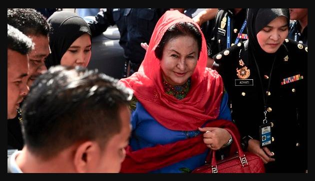 Syarikat Emas Lubnan Saman Datin Seri Rosmah Berjumlah RM59.831 Juta
