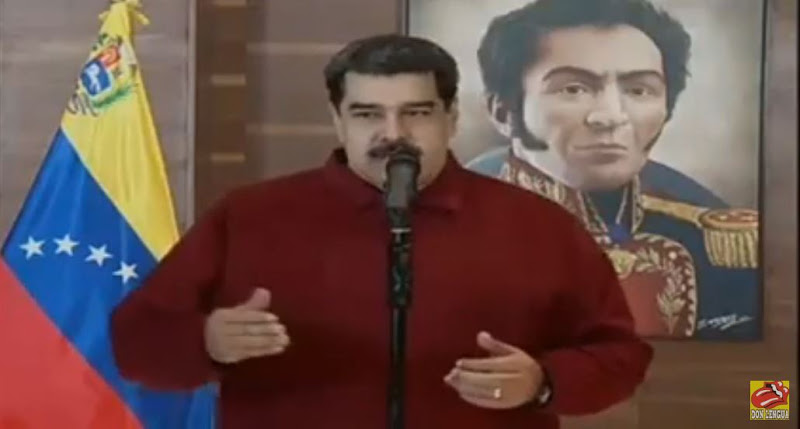 Maduro intentó ocultar el velorio de los beisbolistas ordenando una rápida Cadena de radio y TV