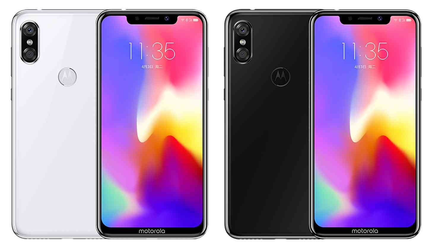 Motorola P30 spotted having similar design with iPhone X, see the full specs below