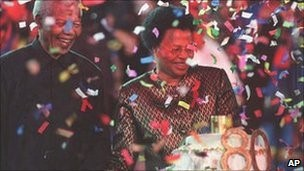 Mandela Nelson, Graca Machel, Biography