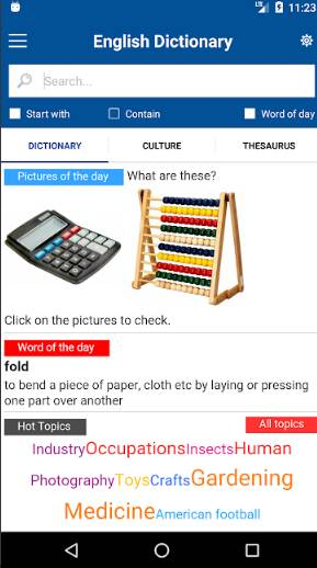 longman dictionary app for android free download