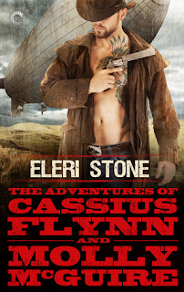The Adventures of Cassius Flynn and Molly McGuire by Eleri Stone